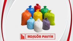 Endüstriyel Çöp Torbası